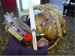 Coventry Mortgage gift Basket